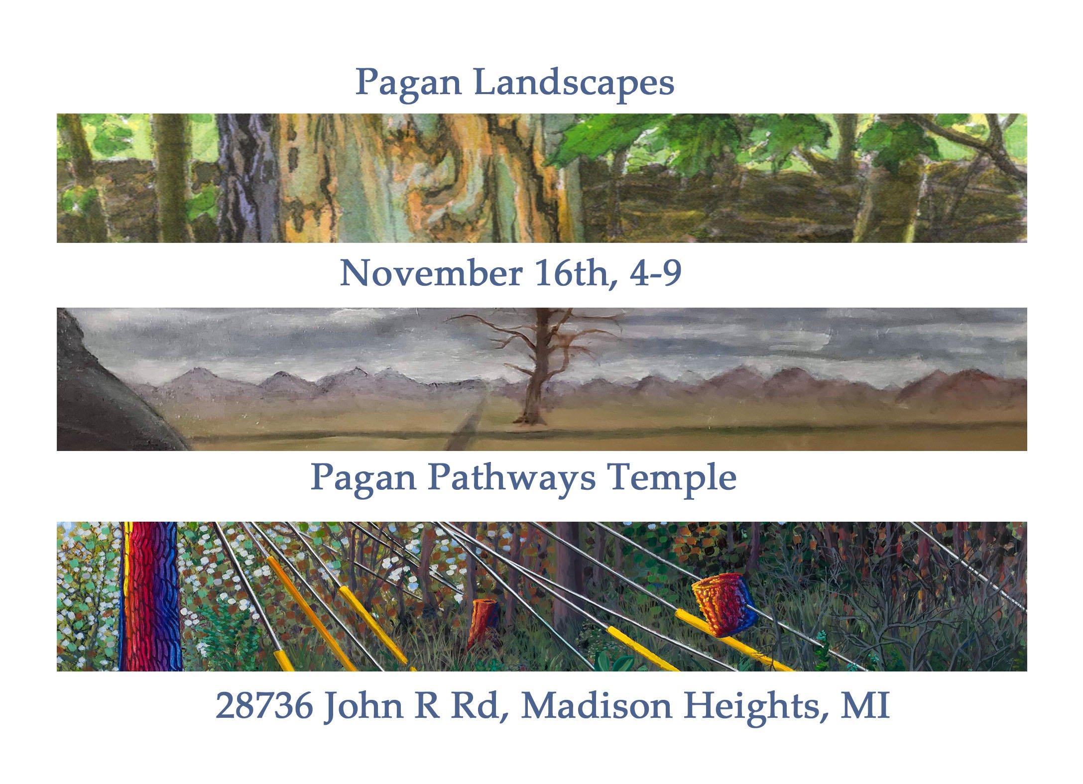 Pagan Landscapes